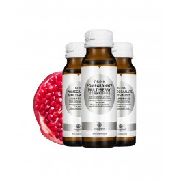 Pomegranate Multi-Berry Drink 50ml x 10 bottles (红石榴多莓果味饮)