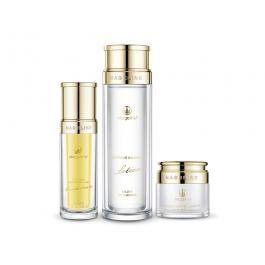 Medium 3 Steps Bare Skin Set for Normal/ Dry/ Combination Skin  (素颜三部曲-中套装 (适合干/中性/偏油)